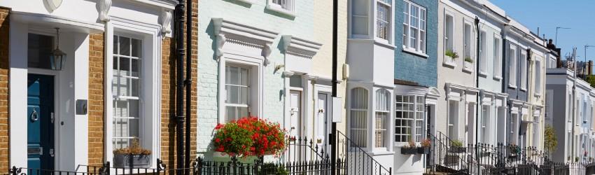 Houses-on-Street